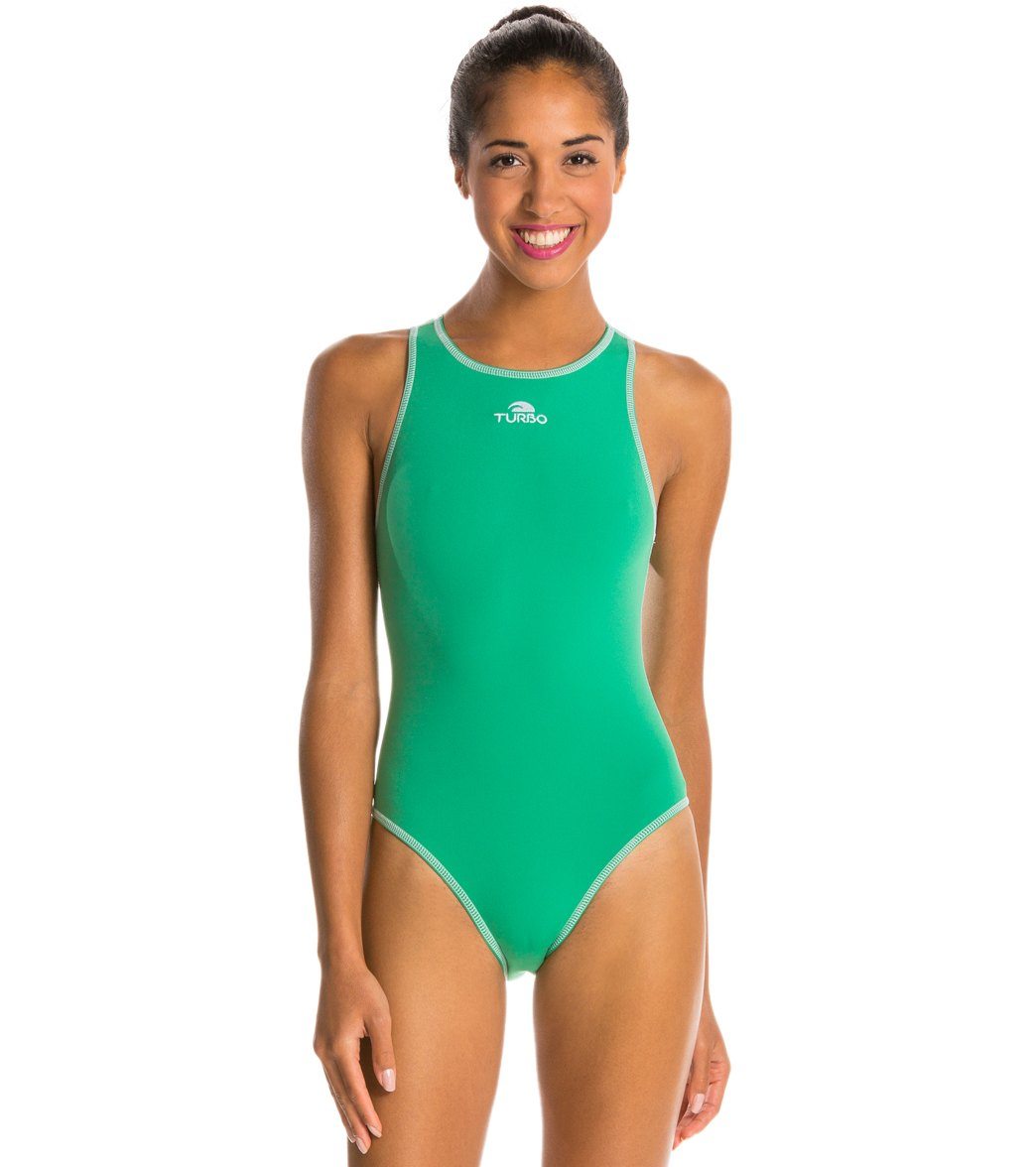 Turbo Women s Comfort Water Polo Suit at SwimOutlet.com - Free Shipping 12c0a7af4d