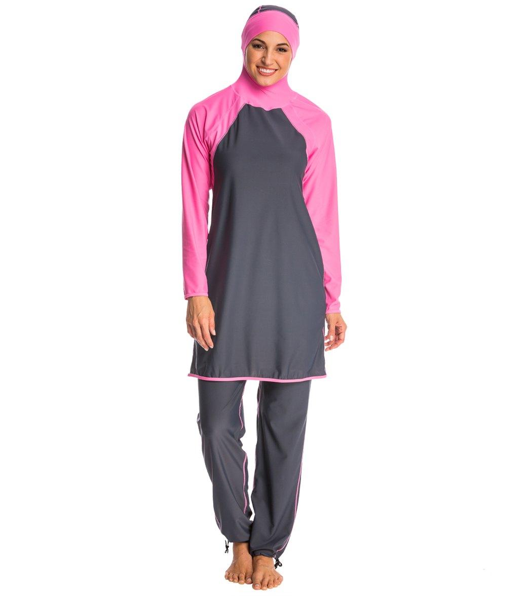 c63a6b9c4a9 Alsharifa Laguna Modest Swimsuit at SwimOutlet.com - Free Shipping
