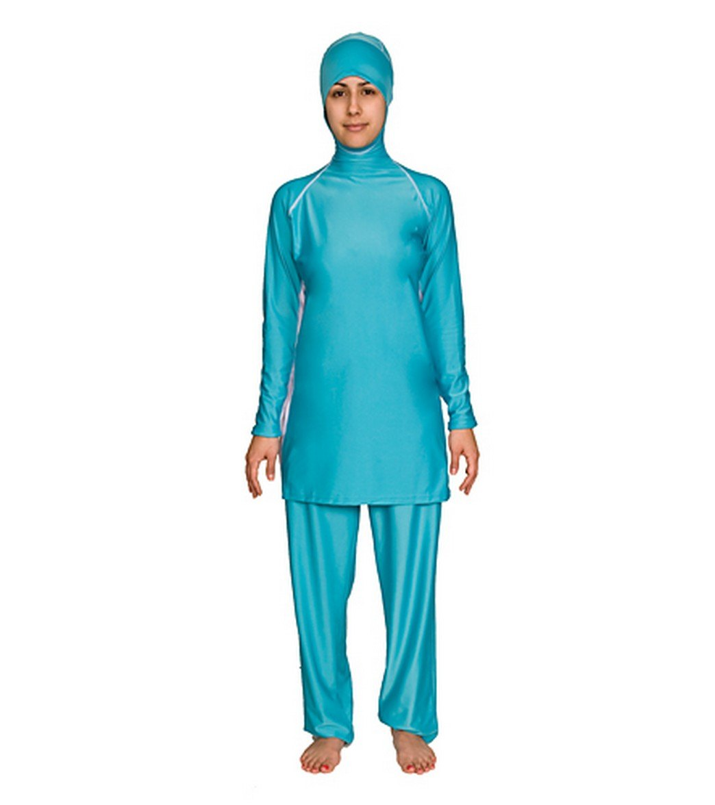 f48de2254cd Alsharifa Surf-Style Modest Swimsuit at SwimOutlet.com - Free Shipping