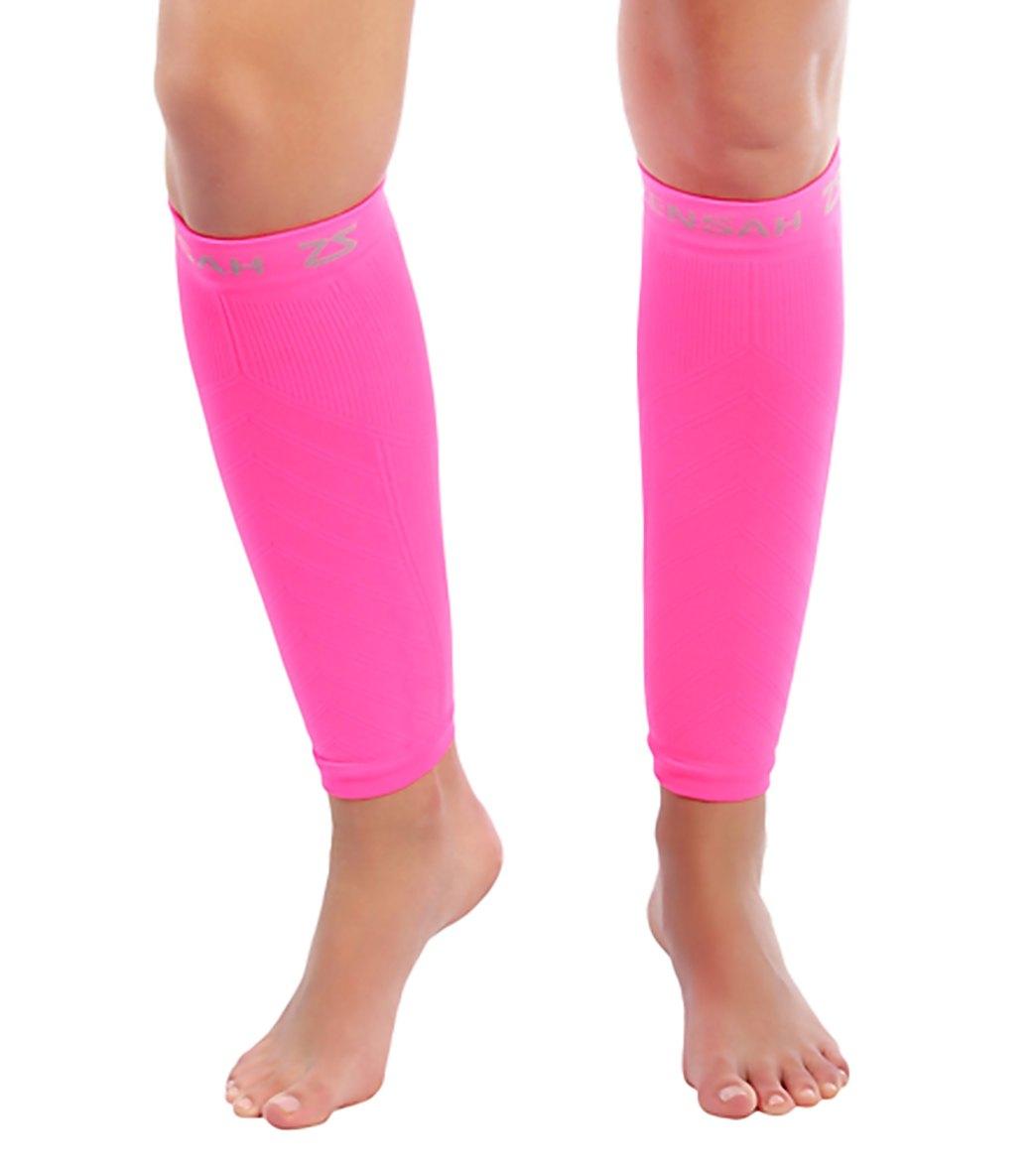 fb6ee342b4828f Zensah Compression Leg Sleeves (Pair) at SwimOutlet.com