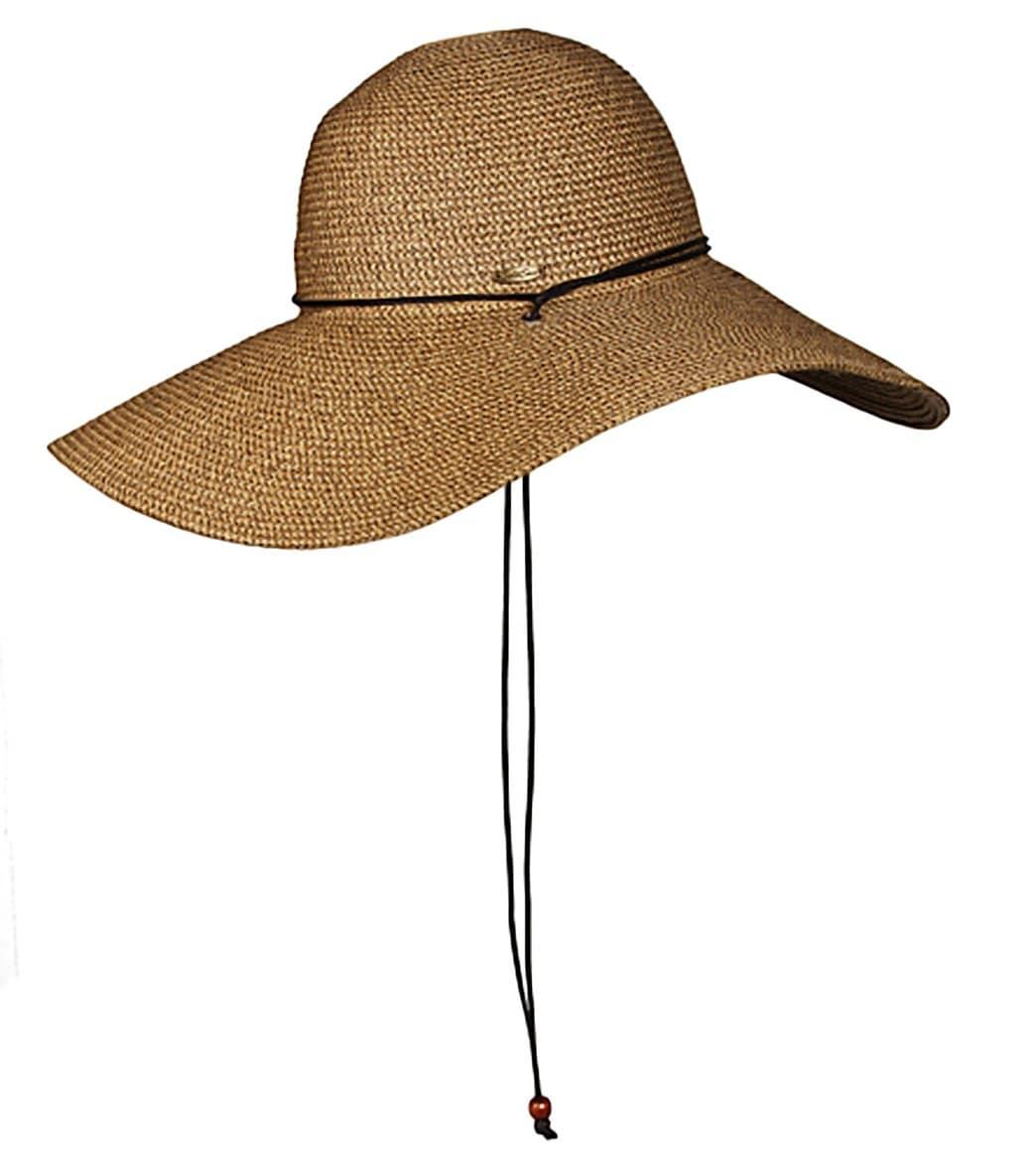 ffcb98c9b38 Sun N Sand Sahara Sun Straw Hat at SwimOutlet.com