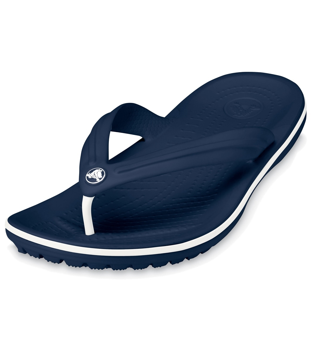 ff5b056d9b08 Crocs Crocband Flip Flop at SwimOutlet.com