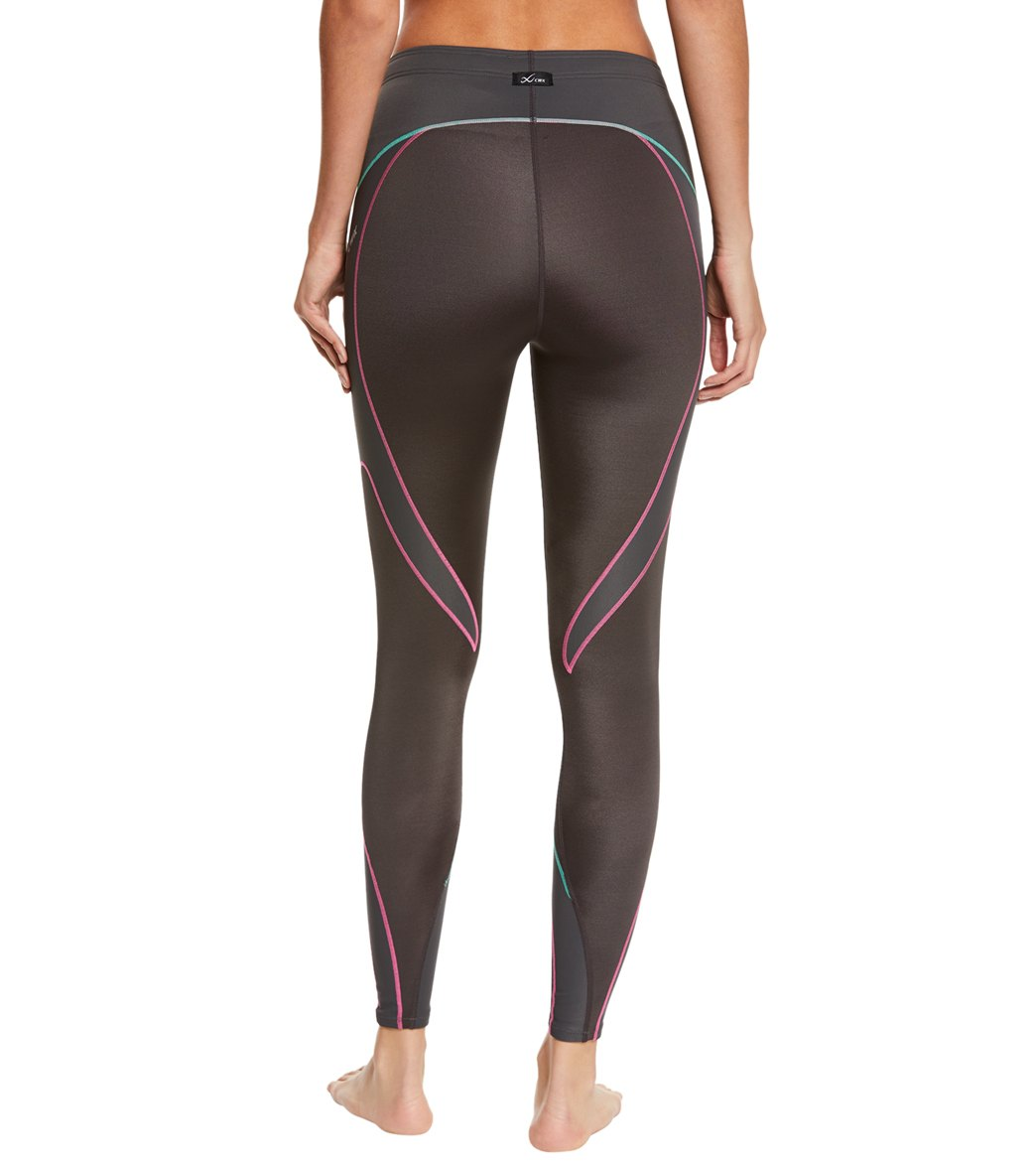 3e0b15acff56f CW-X Women's Stabilyx Compression Running Tights at SwimOutlet.com - Free  Shipping