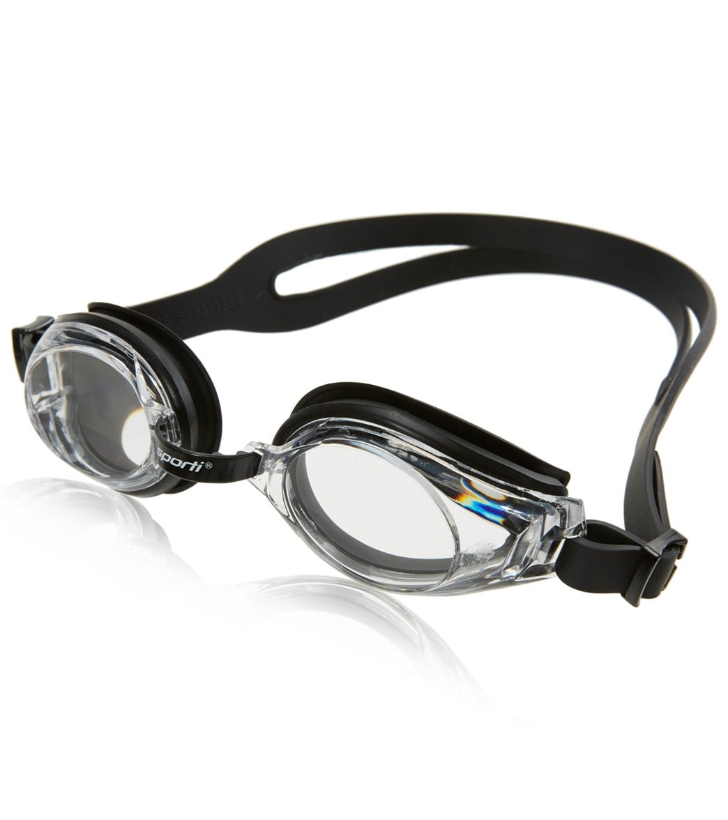 65e9e75815 Sporti Antifog Positive Optical Goggle at SwimOutlet.com