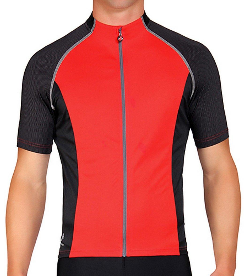 Hincapie Sportswear Men s Potenza Cycling Jersey at SwimOutlet.com - Free  Shipping f98130590