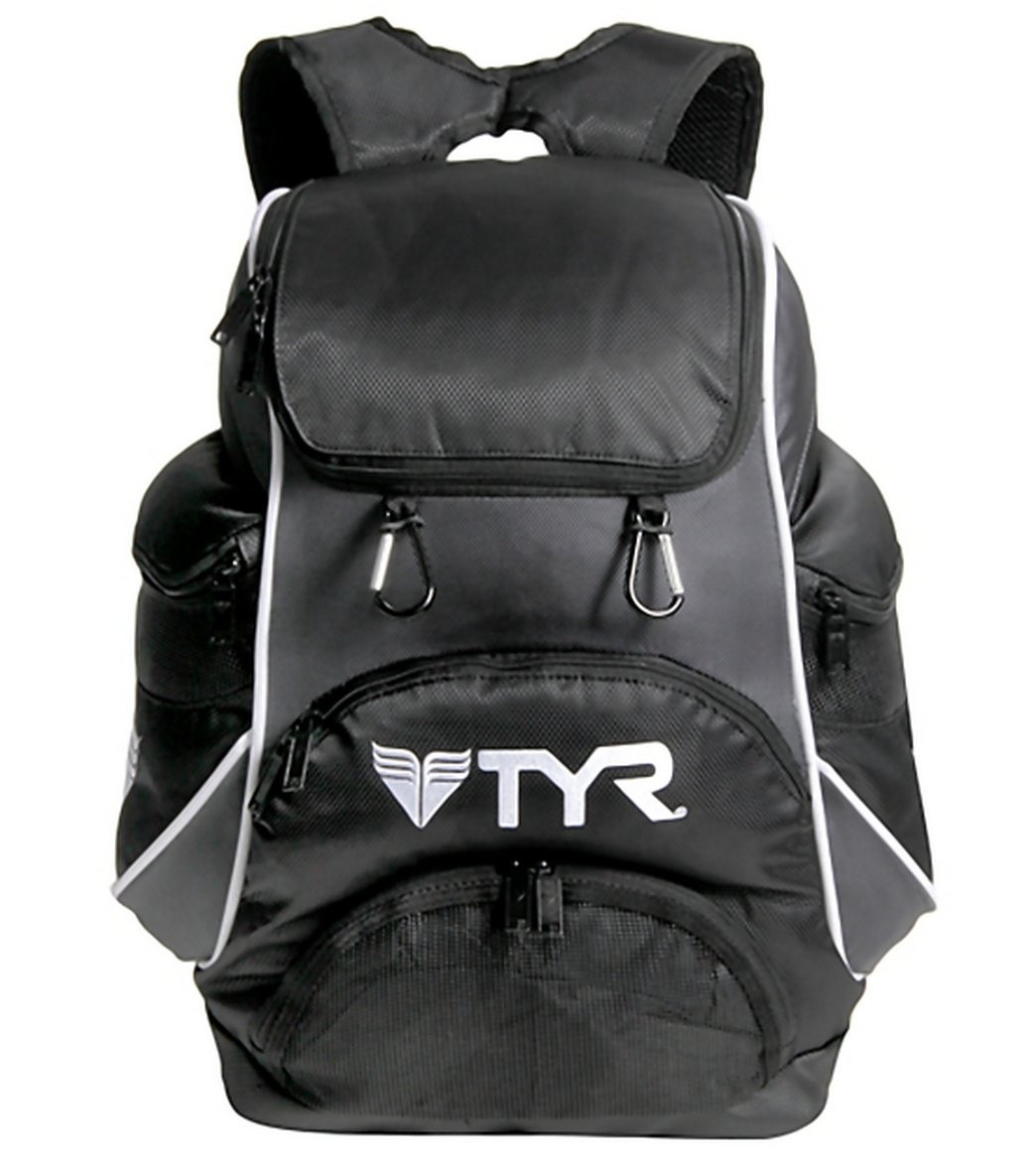 TYR Small Alliance Backpack at SwimOutlet.com - Free Shipping
