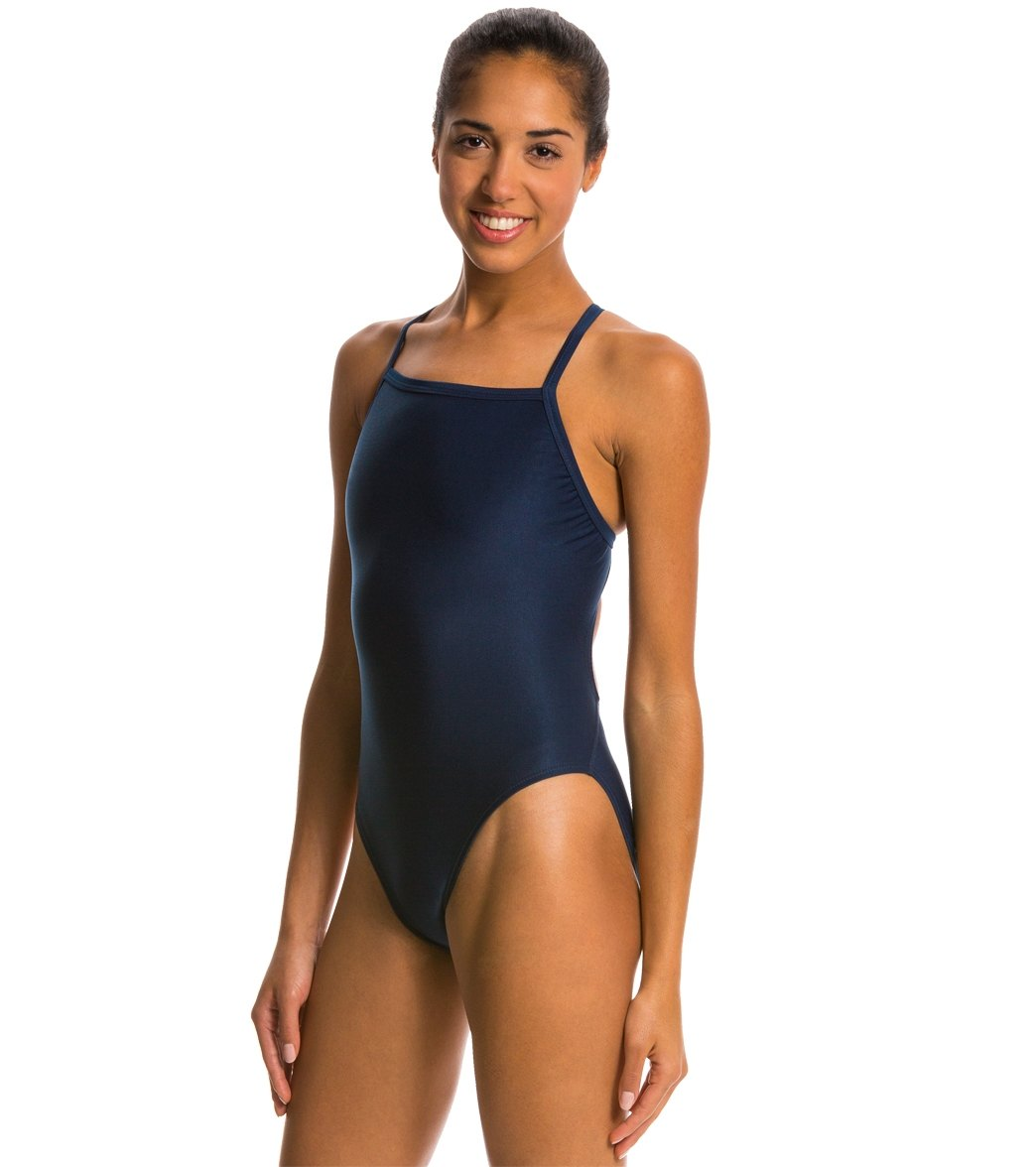 649a32cc9f Waterpro Poly Female Training Swimsuit at SwimOutlet.com