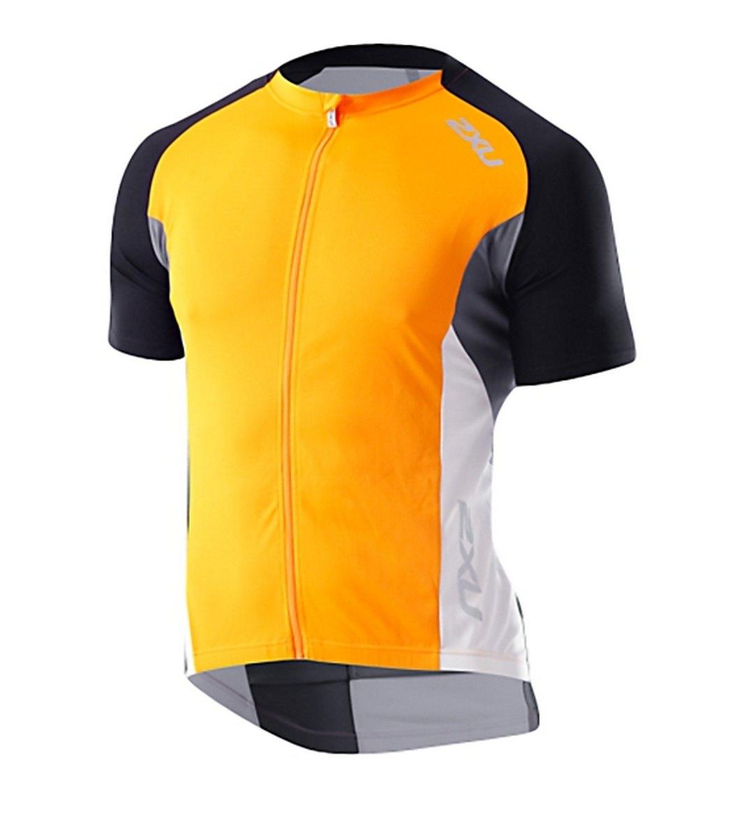 02e944a01 2XU Men s Road Comp Cycling Jersey at SwimOutlet.com - Free Shipping