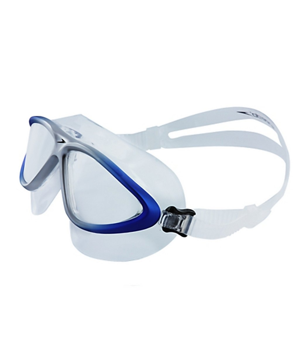 20f63e5de8 Speedo Adult Hybrid Swim Mask at SwimOutlet.com