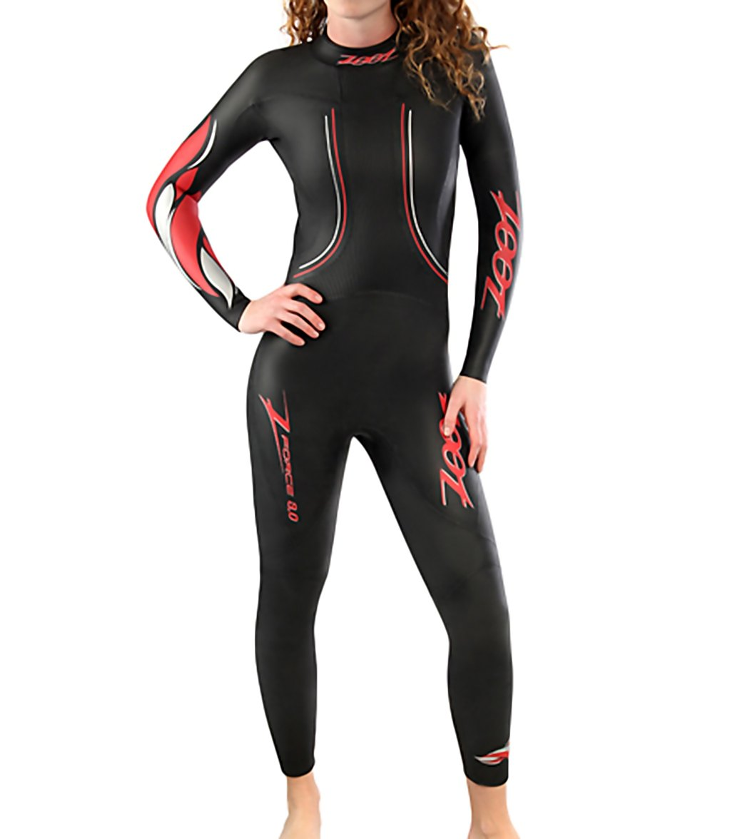 61d53ed3fb2 Zoot Women s Z FORCE 3.0 Wetsuit at SwimOutlet.com - Free Shipping