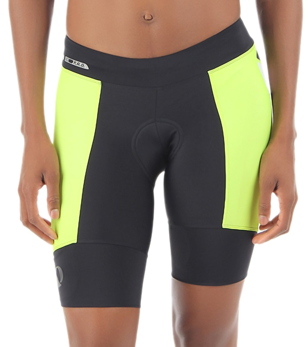 Pearl Izumi Women s P.R.O. Leader Cycling Short at SwimOutlet.com - Free  Shipping 280f6c912