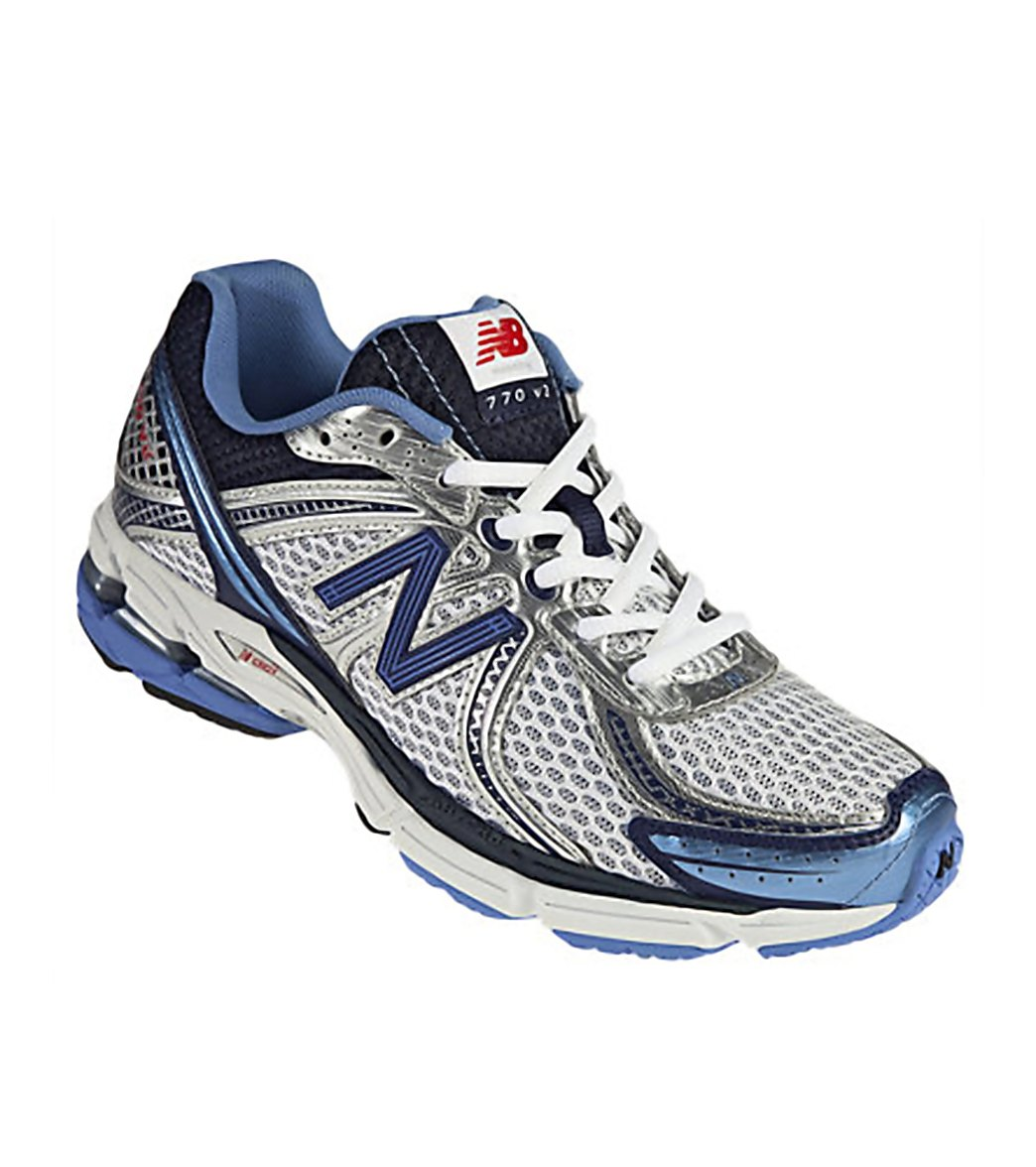 92e060a7f4dcf New Balance Women's Light Stability W770v2 Running Shoe at SwimOutlet.com - Free  Shipping