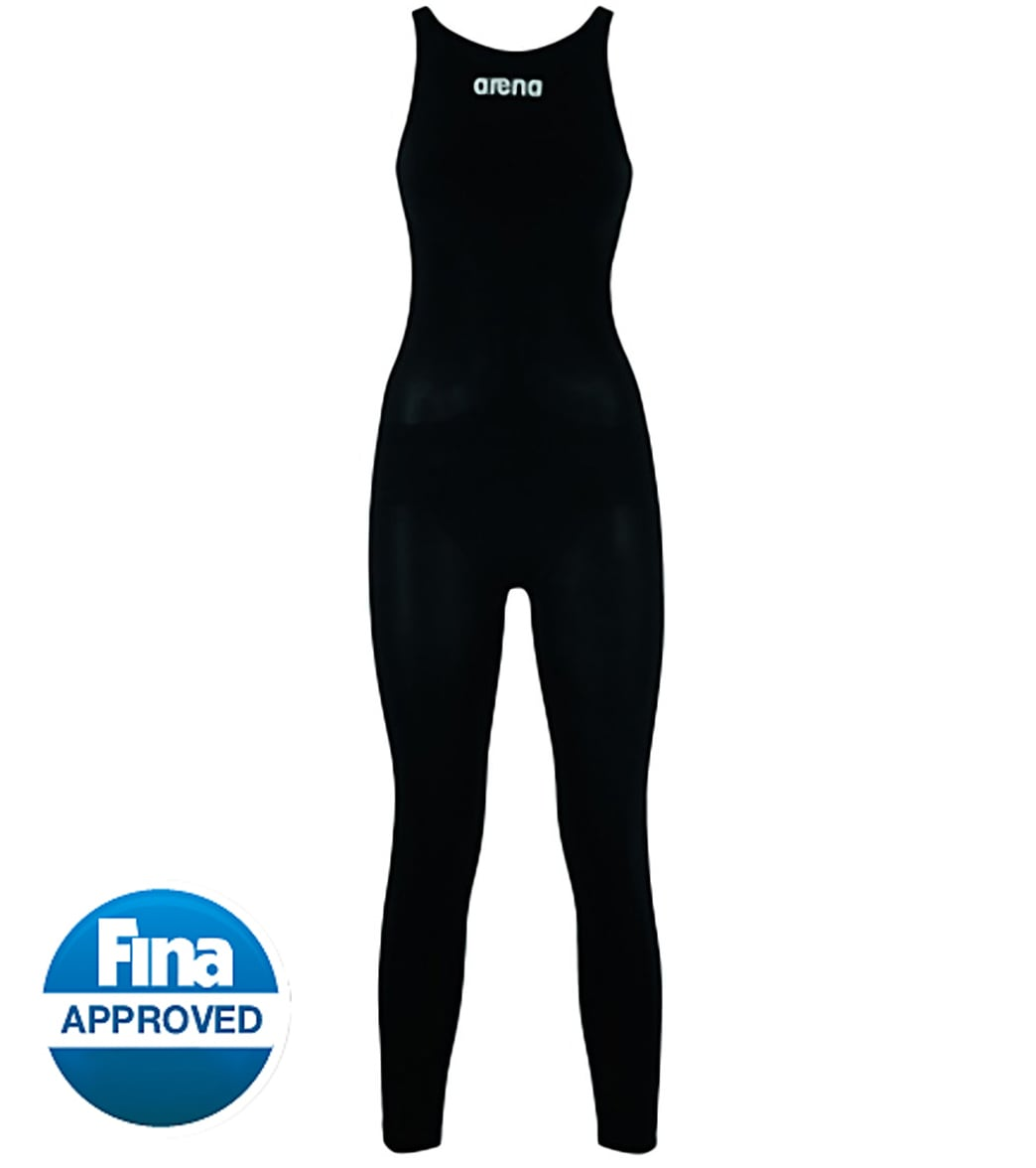 8084f7db11e3e9 Arena Powerskin R-EVO + Women's Open Water WetSuit at SwimOutlet.com - Free  Shipping