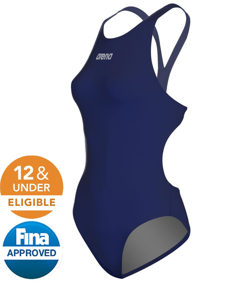 2bc9a50b51 Arena Women's Powerskin ST Classic Tech Suit Swimsuit at SwimOutlet.com -  Free Shipping