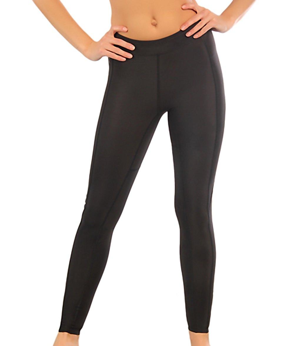 93a347a1b1cf2 SKINS Women's A200 Compression Long Tights at SwimOutlet.com ...