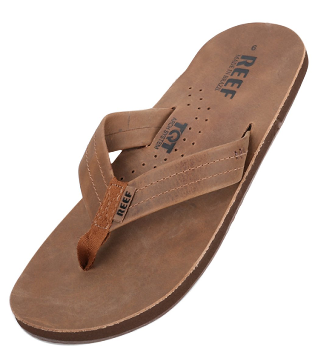 16943fcbeb2a3 Reef Men's Draftsmen Flip Flop at SwimOutlet.com - Free Shipping