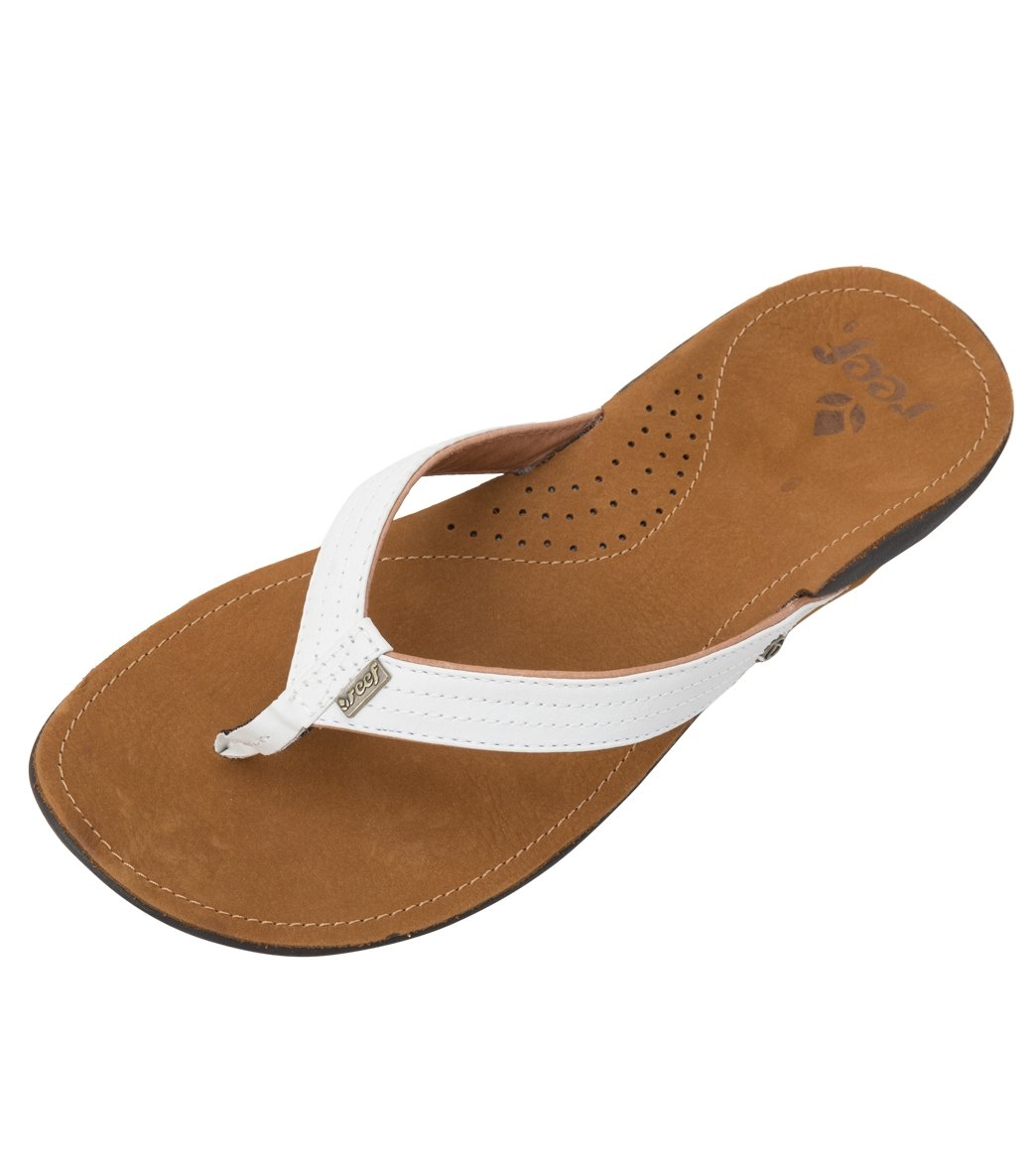 dd46df1df652 Reef Women s Miss J-Bay Flip Flop at SwimOutlet.com - Free Shipping