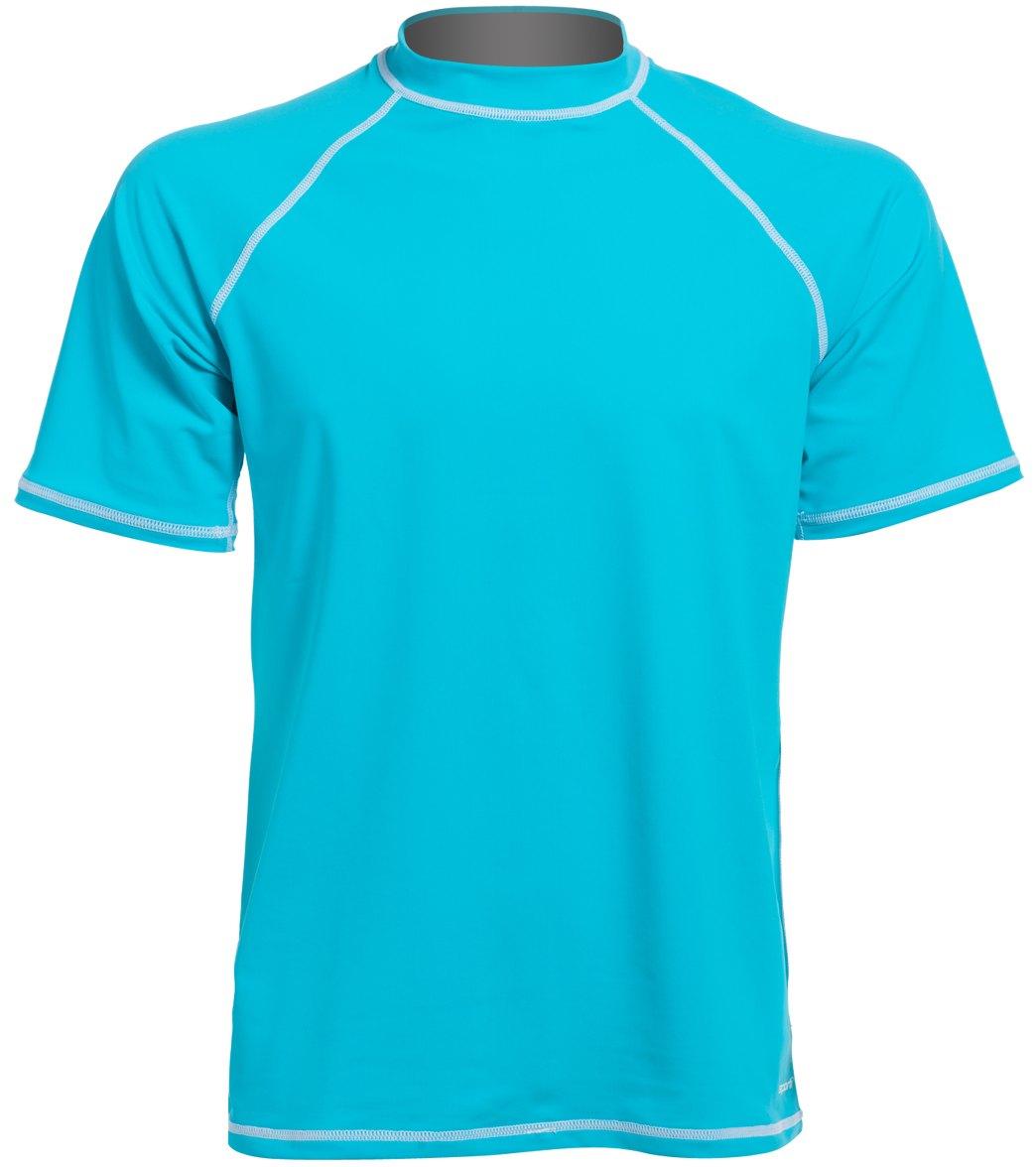 b3d128a380f31 Sporti Men's S/S UPF 50+ Swim Shirt at SwimOutlet.com