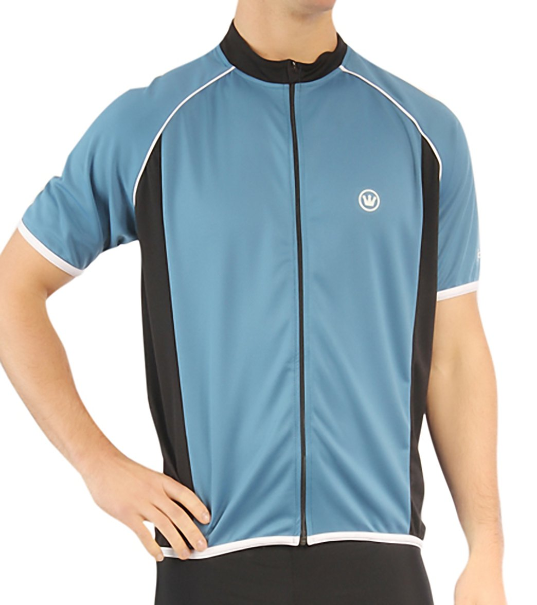Canari Men s Endurance Cycling Jersey at SwimOutlet.com 3c7366519