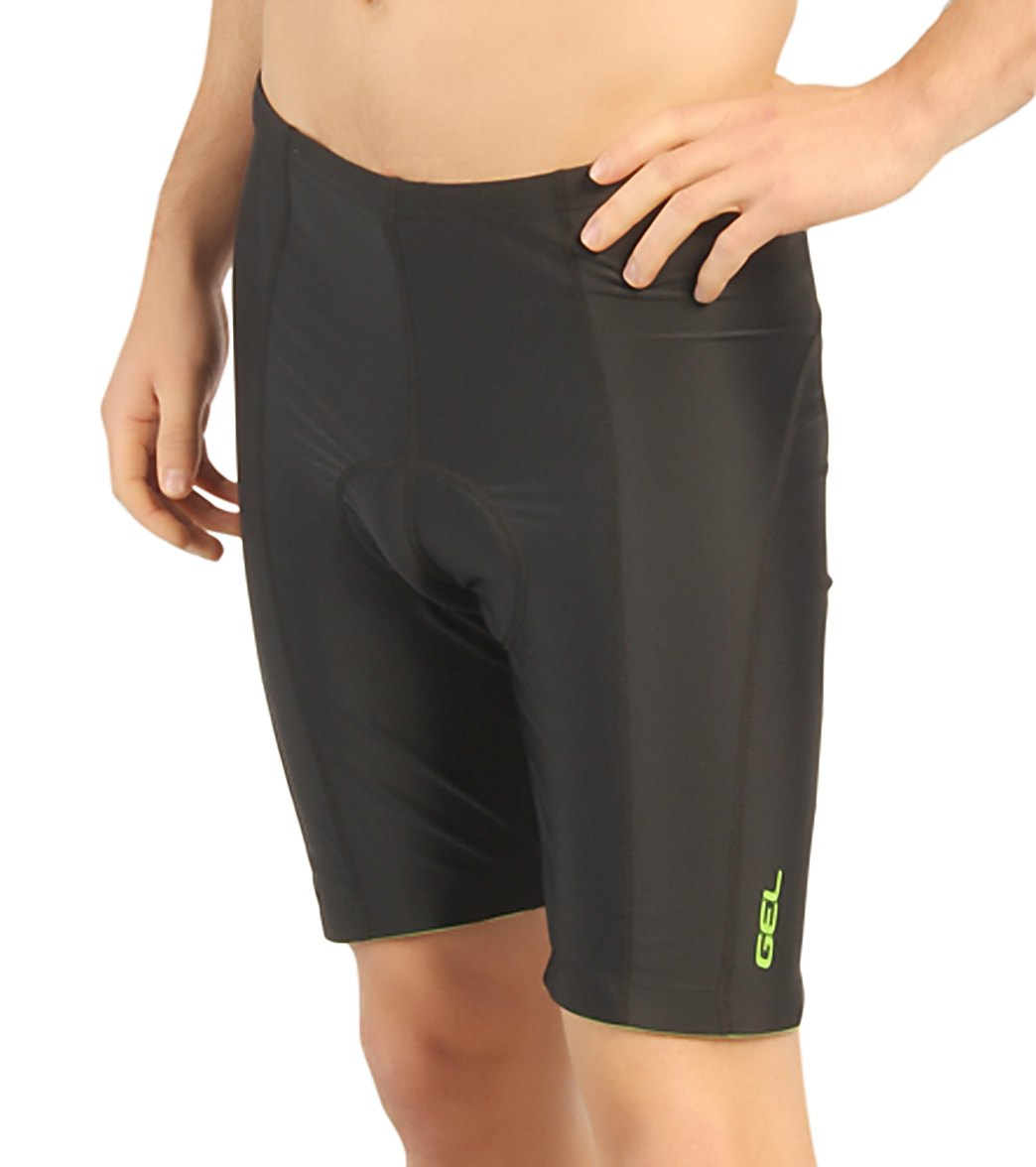 Canari Men s Velo Gel Cycling Shorts at SwimOutlet.com - Free Shipping 689cb3b8d