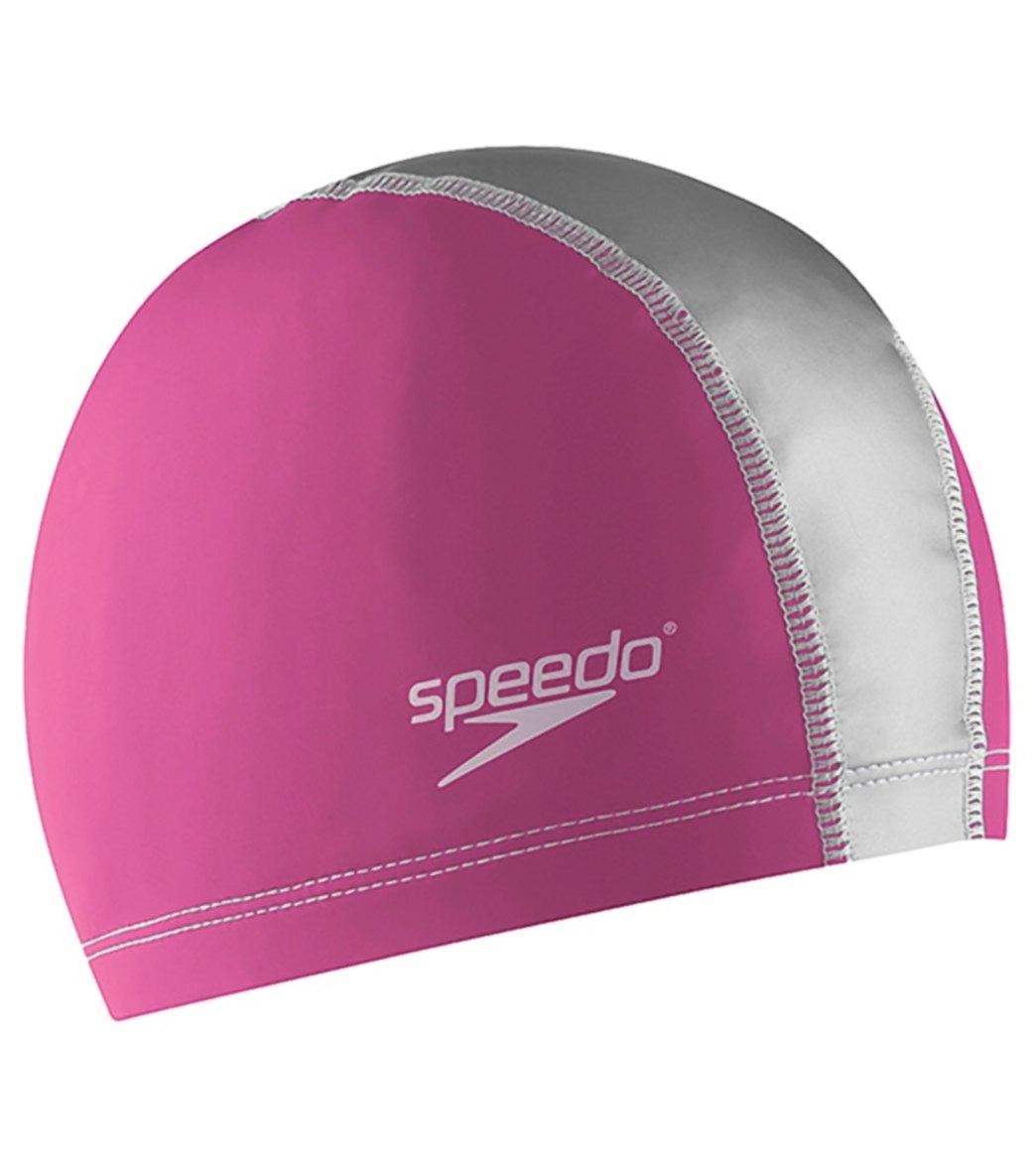 210a4b32885 Speedo Stretch Fit Swim Cap at SwimOutlet.com