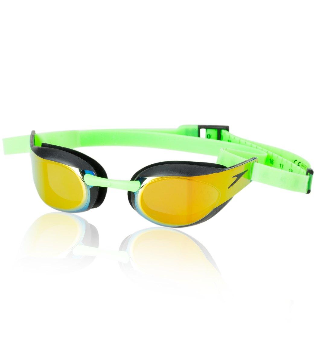 Speedo Fastskin3 Elite Mirrored Goggle at SwimOutlet.com - Free Shipping 6df14460c9c0