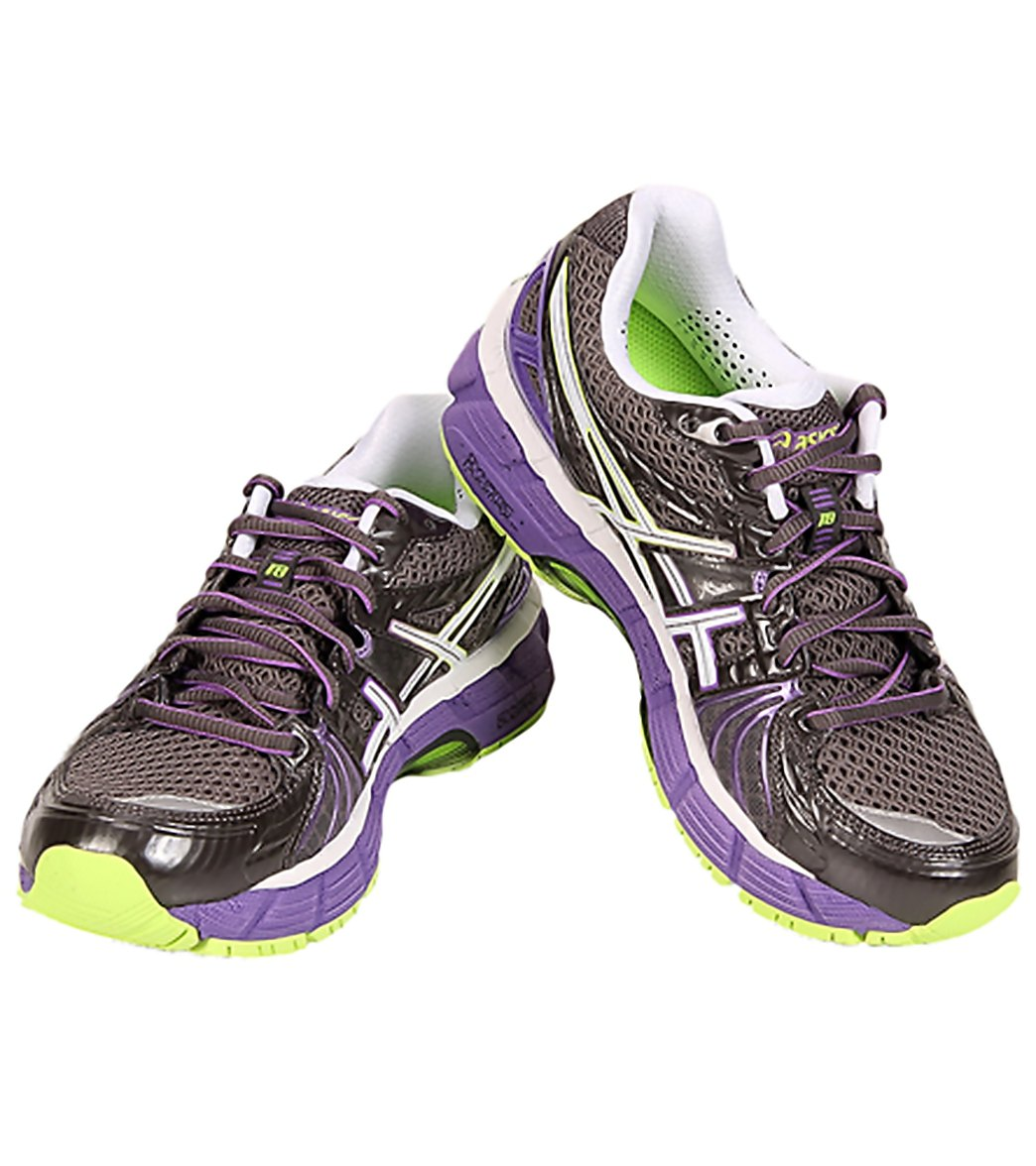 purchase cheap 94367 d5273 Asics Women s GEL-Kayano 18 Running Shoe at SwimOutlet.com - Free Shipping