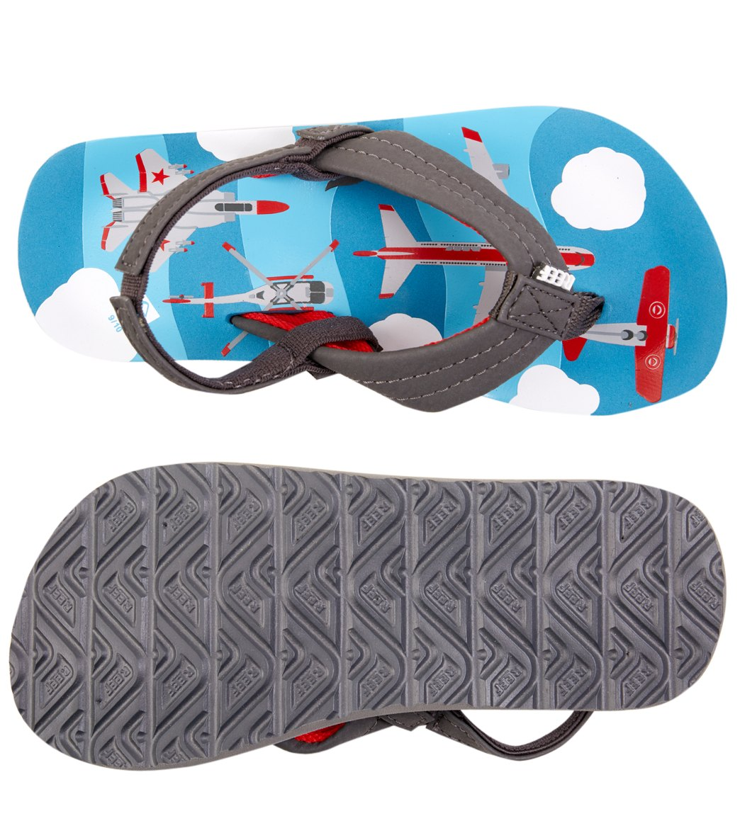 679c0e3bc Reef Boys  Ahi Sandal at SwimOutlet.com