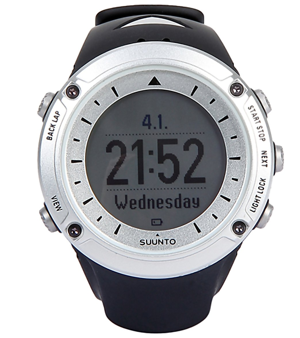 Suunto Ambit Hr Gps Watch At Free Shipping Ambit3 Sport Black For Outdoor Sports