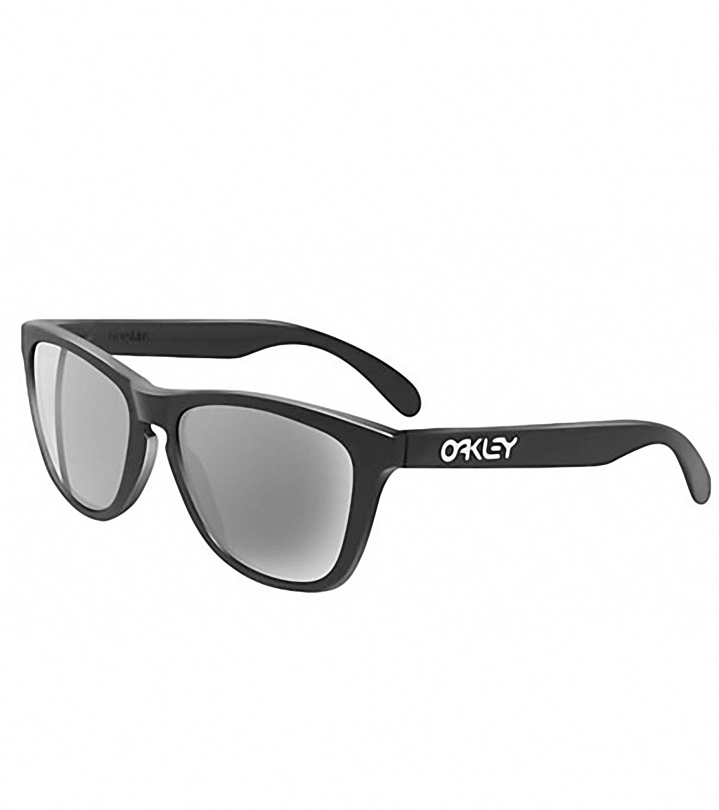 abf6e4ddcc Oakley Frogskins Polarized Sunglasses at SwimOutlet.com - Free Shipping