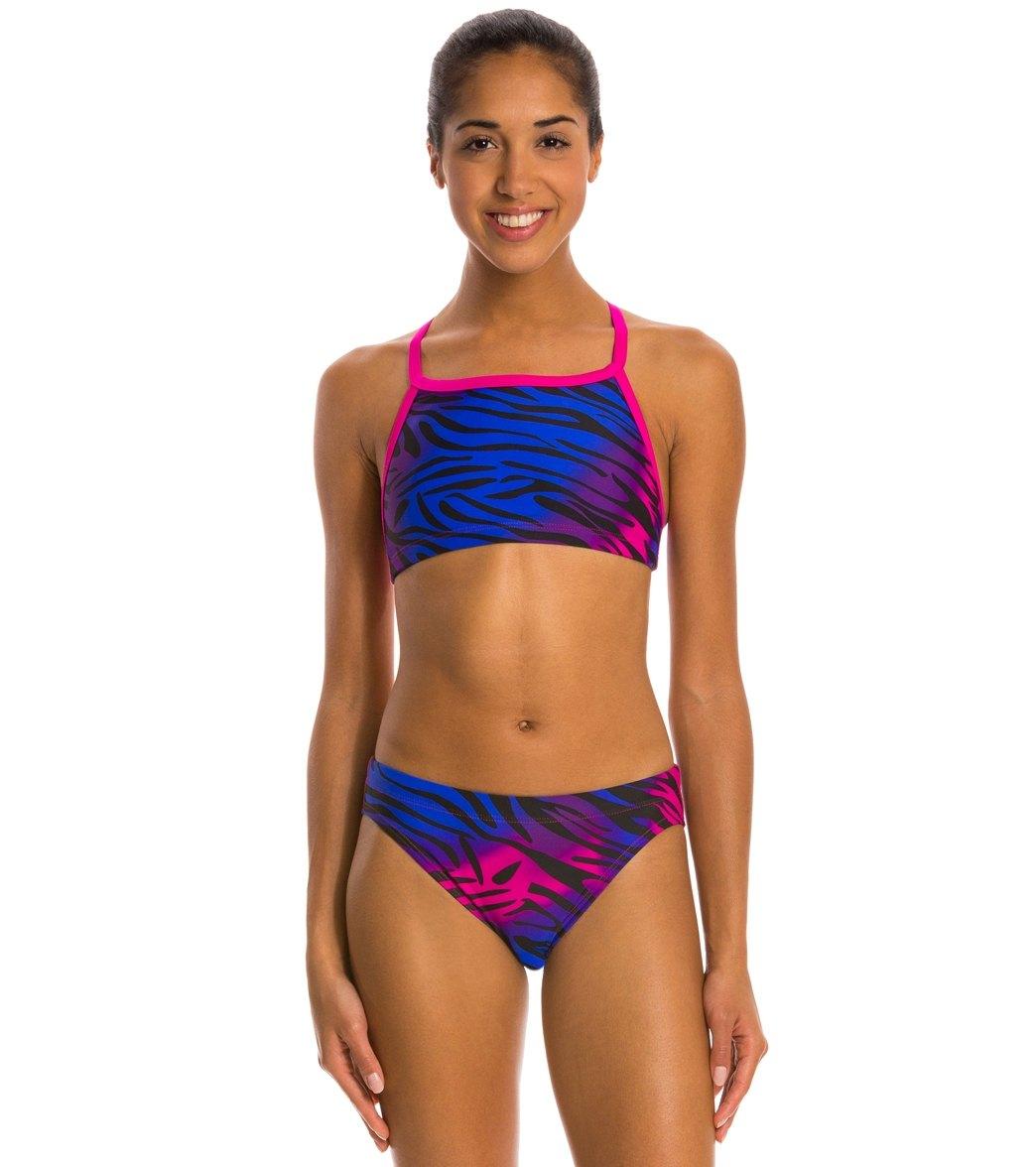 18499df9c6 Waterpro Women's Fierce Two Piece Swimsuit Set at SwimOutlet.com
