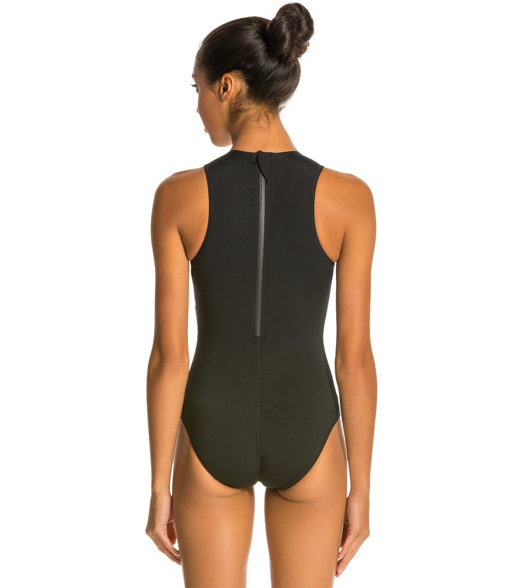 27503c39d5 Arena Waterpolo One Piece Swimsuit at SwimOutlet.com - Free Shipping