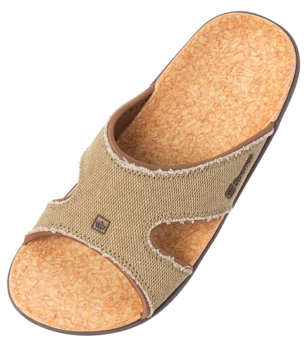 a96027b3aa4c Spenco Women s Kholo Slide Sandals at SwimOutlet.com - Free Shipping