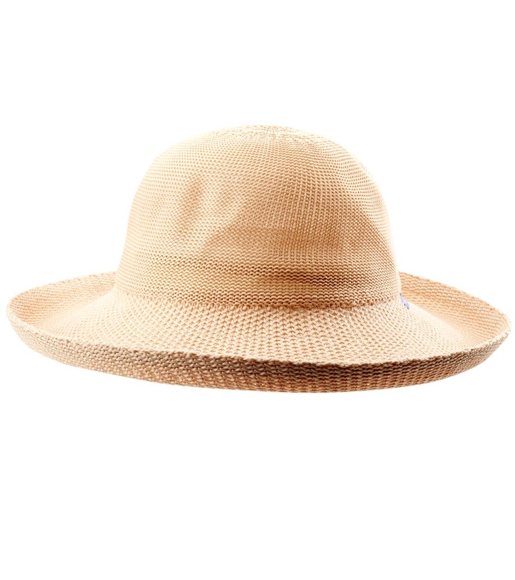 f1e723fae1a Wallaroo Women s Victoria Straw Hat at SwimOutlet.com