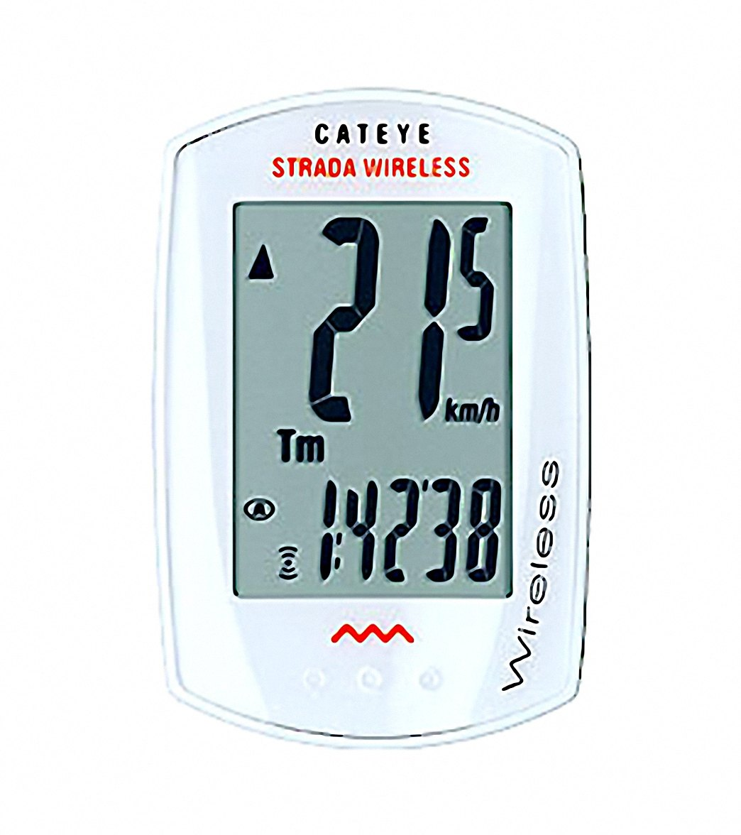 Cateye Strada Wireless Cc Rd300w Cycling Computer At Swimoutlet