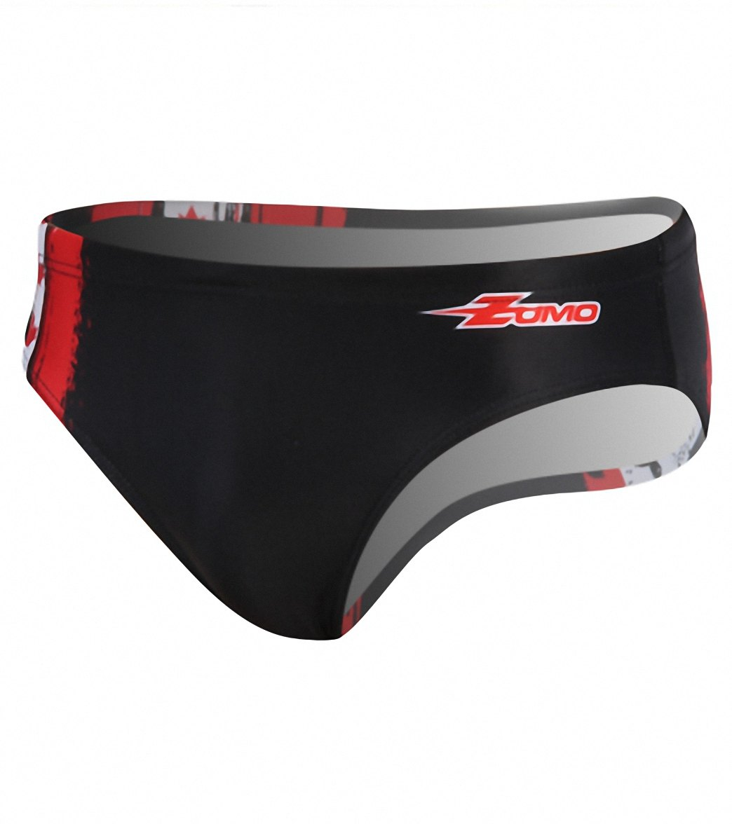 ed90d607ba Zumo Canada Water Polo Brief at SwimOutlet.com