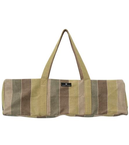 Hugger Mugger Simply Jute Yoga Mat Bag At Yogaoutlet Com