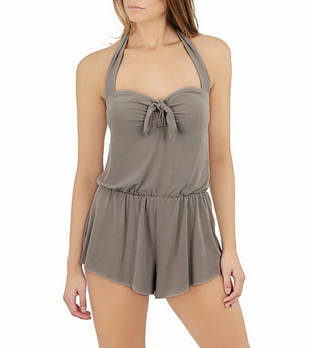 b2124524862 Magicsuit by Miraclesuit Solids Romy Romper Swimsuit at SwimOutlet.com -  Free Shipping