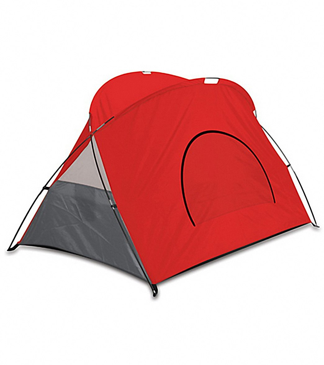 Red Picnic at Ascot Extra Large Instant Easy Beach Tent Sun Shelter