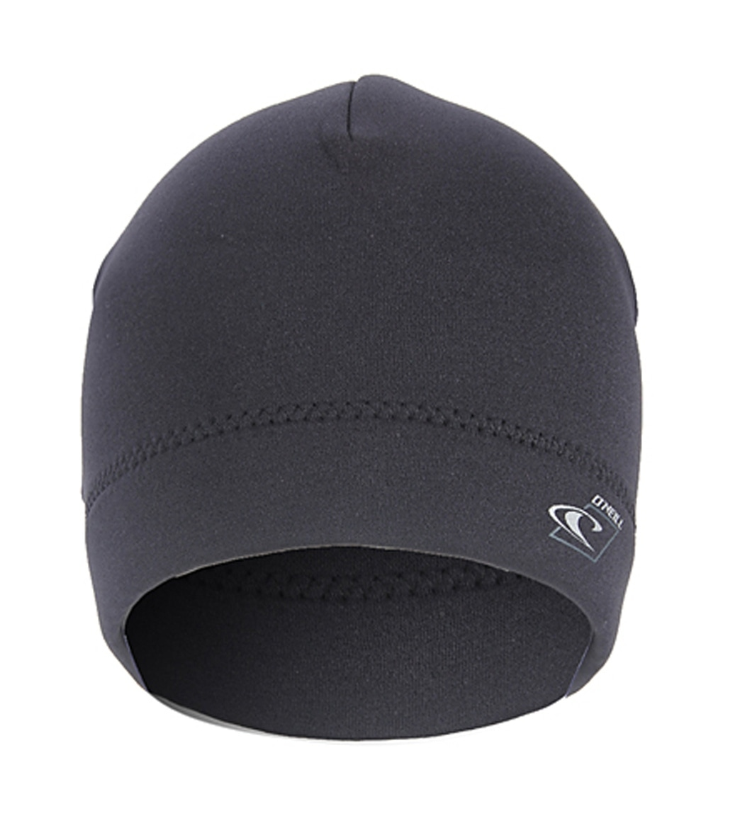 f6cf2daee O'Neill Neoprene Beanie 2MM Wetsuit Neoprene Cap at SwimOutlet.com