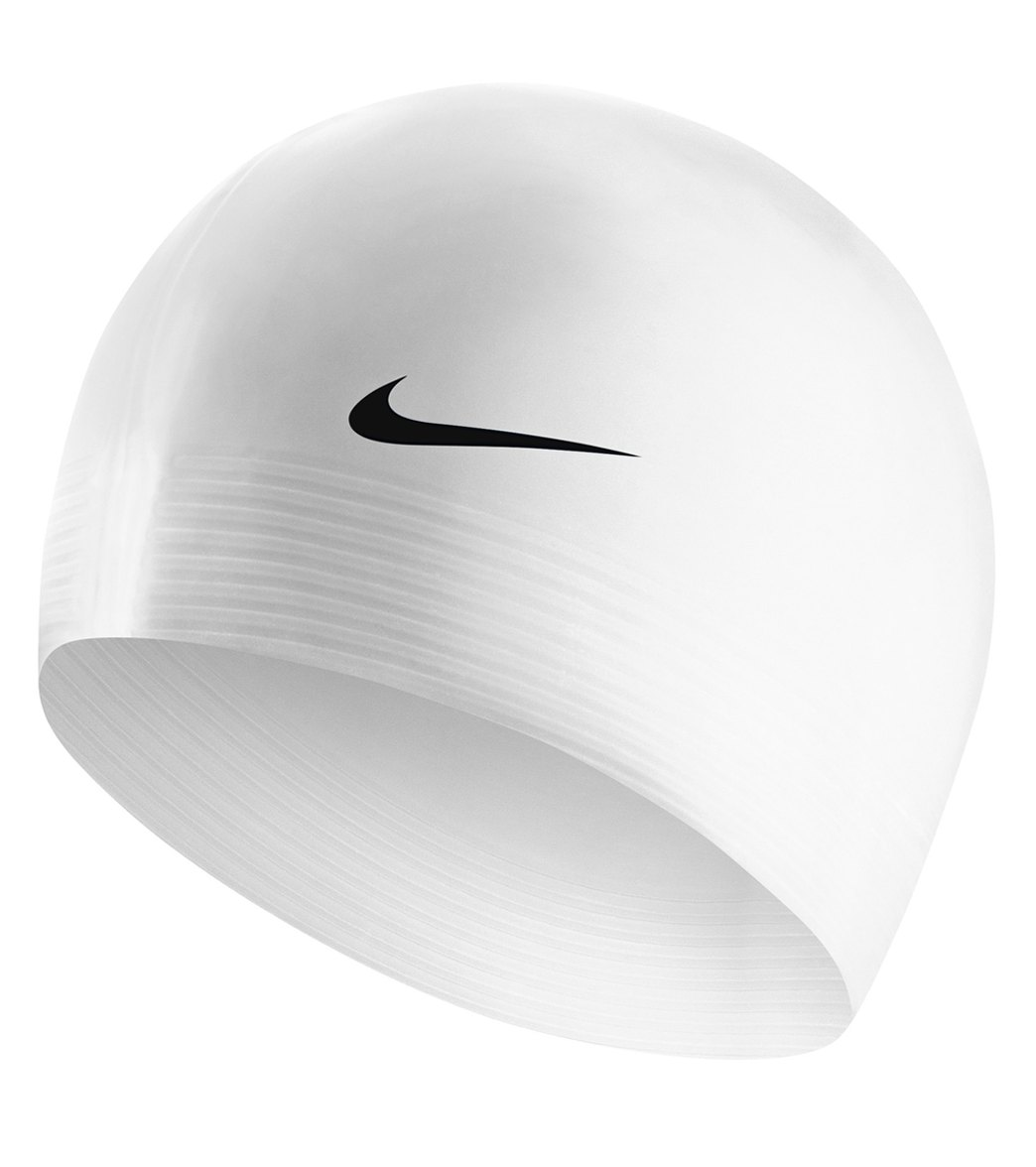 a0937bf9c31 Nike Swim Latex Swim Cap at SwimOutlet.com