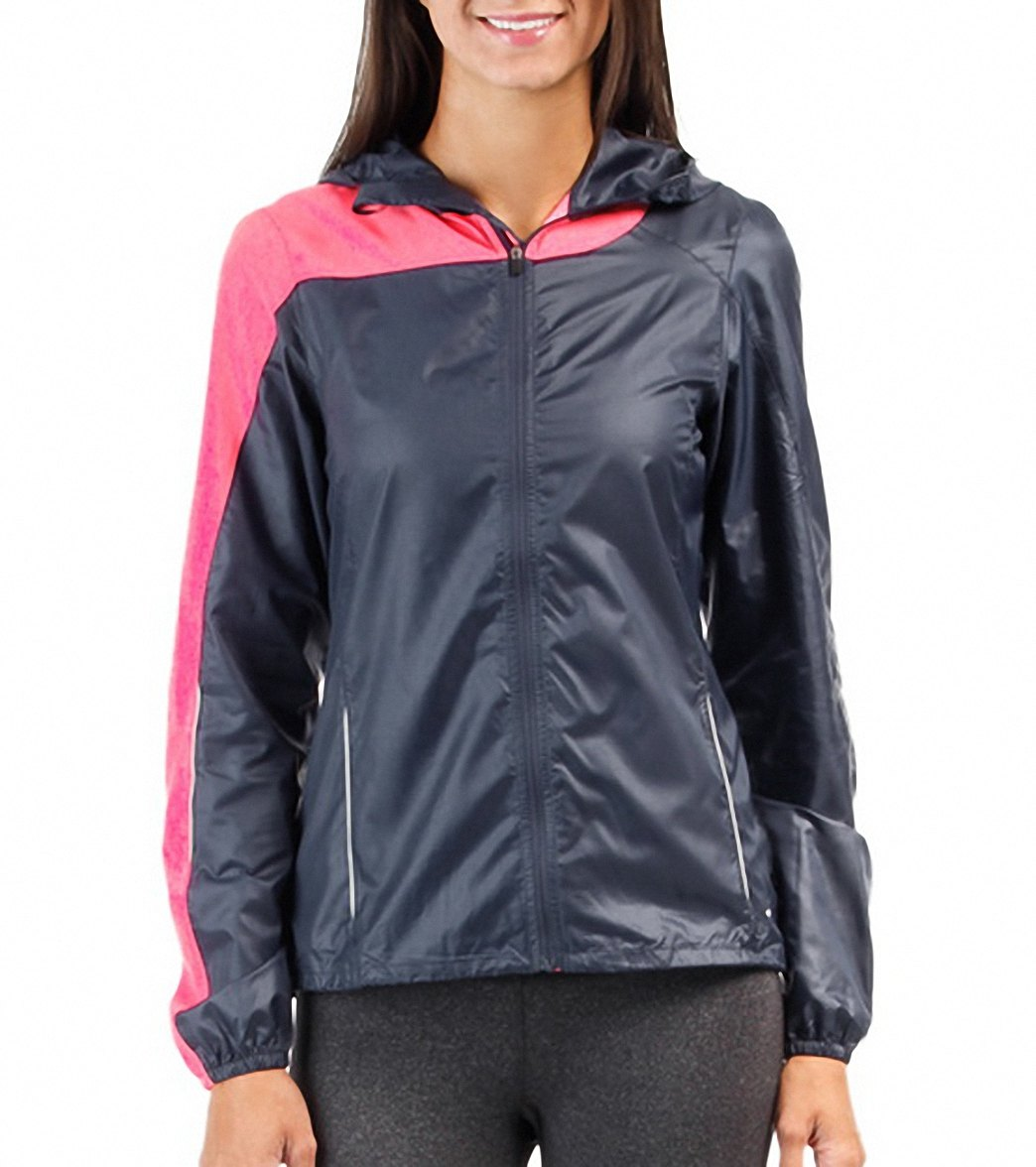 cdfd474053fc Brooks Women s LSD Lite Running Jacket III at SwimOutlet.com - Free Shipping