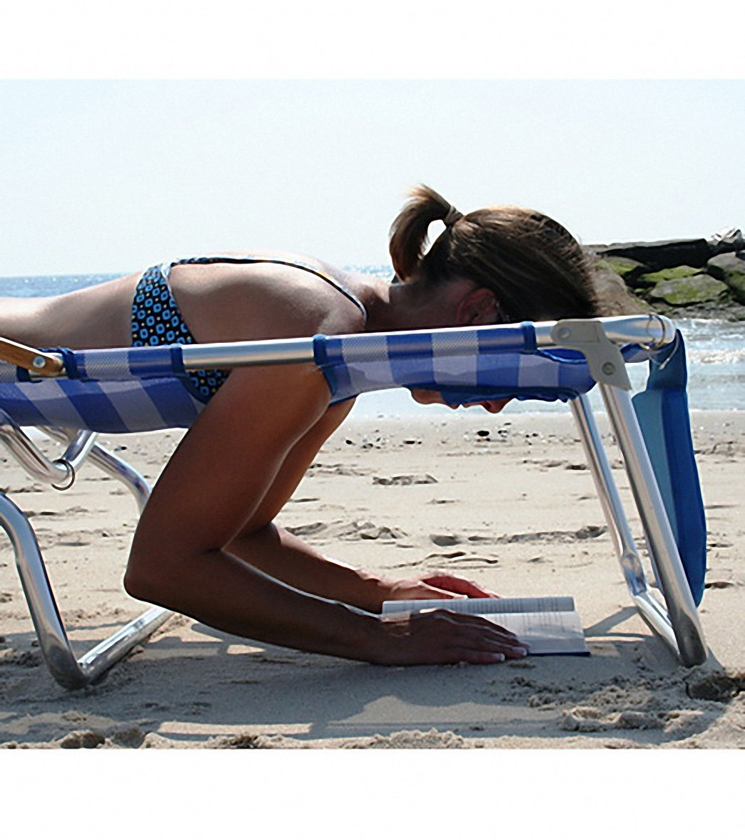Ostrich Face Down 3N1 Beach Chair at SwimOutlet Free Shipping