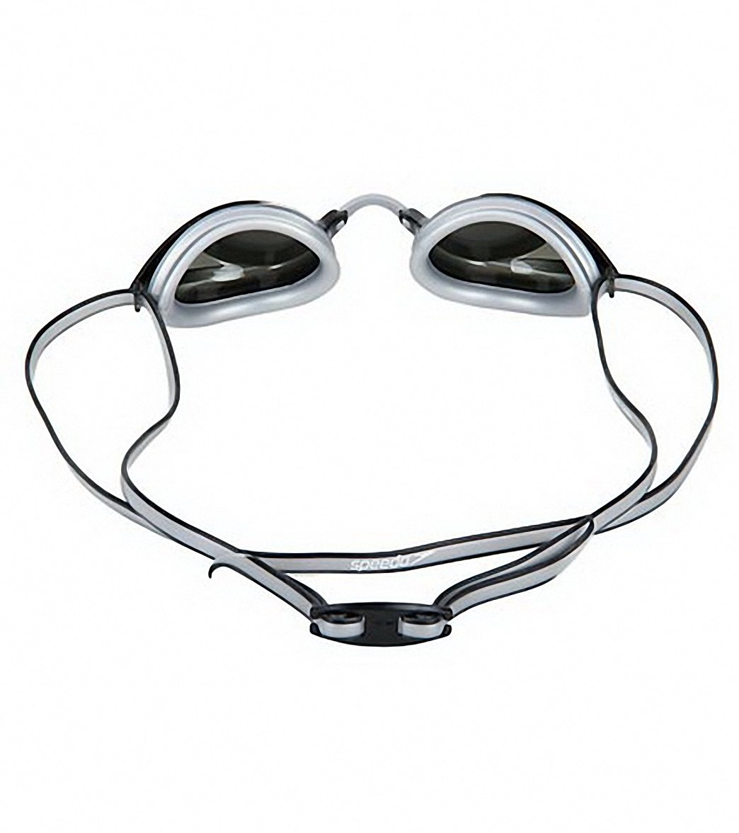 76400db7a7c Speedo Jr. Vanquisher 2.0 Mirrored Goggle at SwimOutlet.com