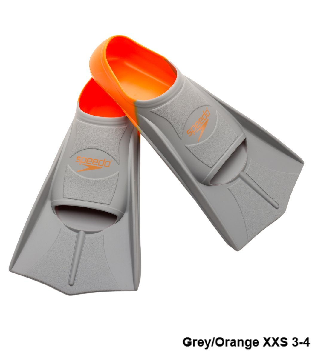 Speedo Short Blade Training Swim Fins