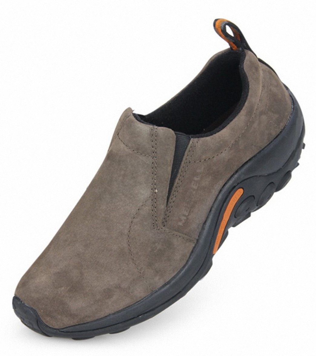 Merrell Men s Jungle Moc Slip On at SwimOutlet.com - Free Shipping 59422b14d1dd