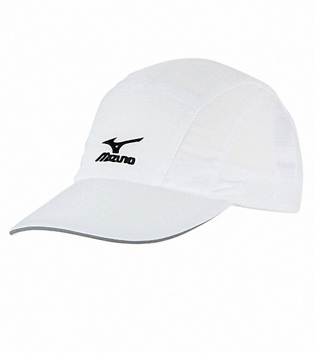 aa971a7cb5a Mizuno Reflective Running Cap at SwimOutlet.com