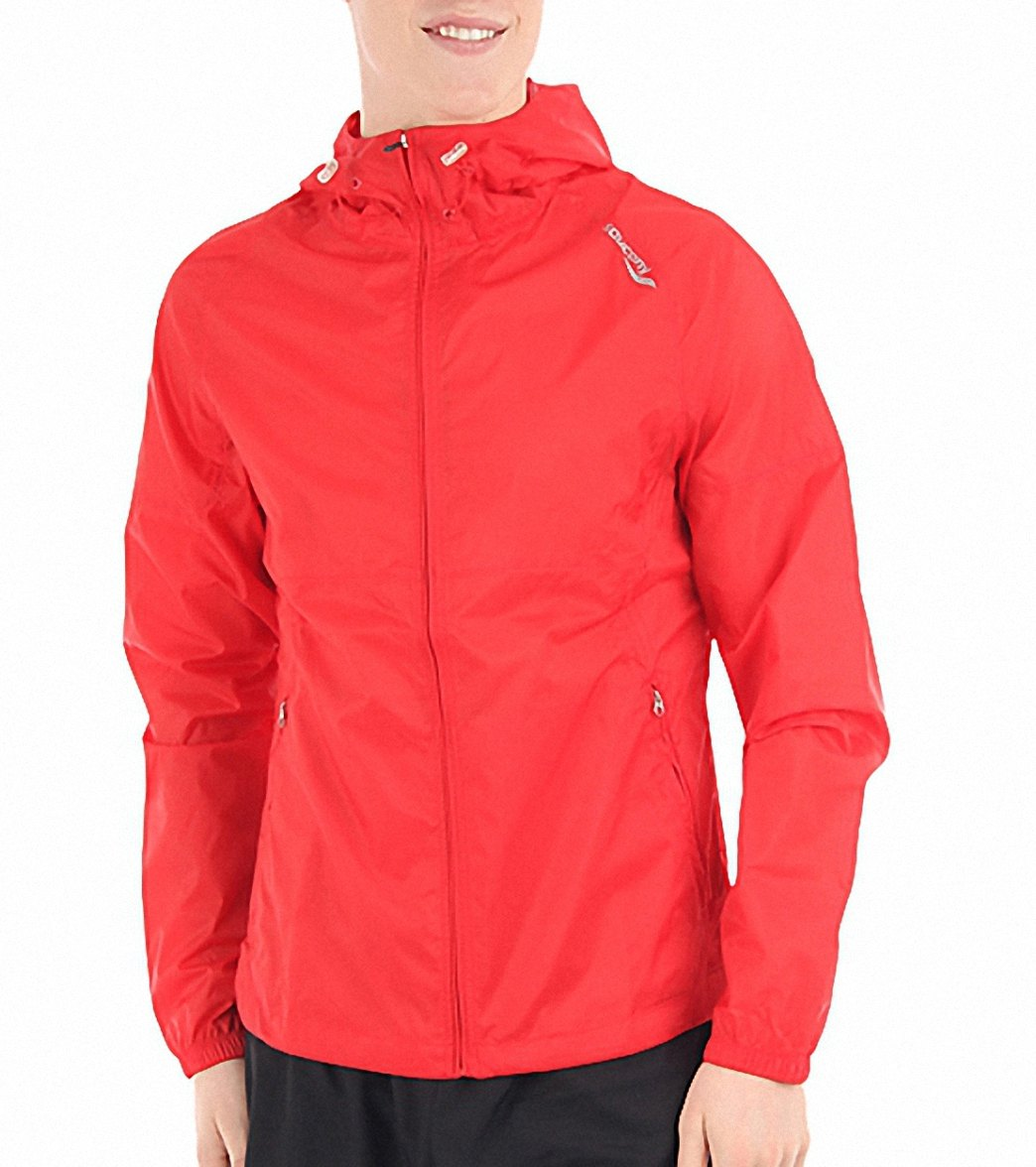 Saucony Men S Palladium Packable Running Jacket At