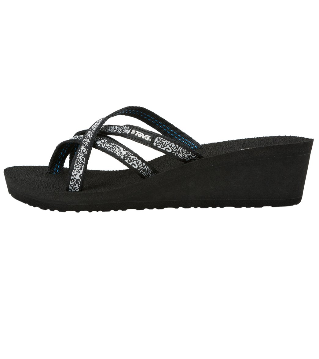 4054e5152218 Teva Women s Mush Mandalyn Wedge Ola 2 Sandal at SwimOutlet.com