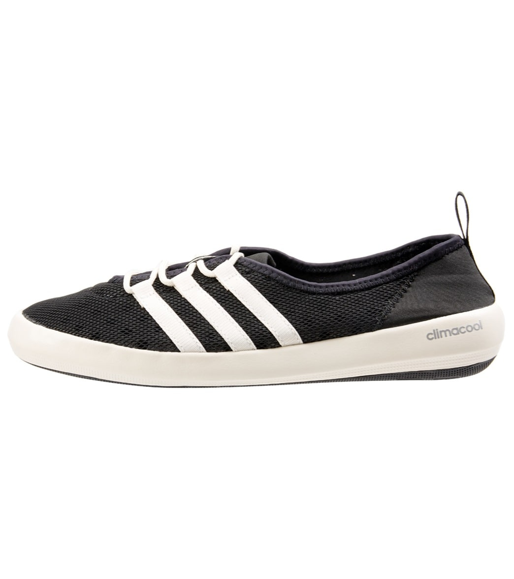 pretty nice 9e8c6 3b492 Adidas Womens Climacool Boat Sleek Water Shoes